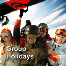 Group Holidays Stag Hen Corporate