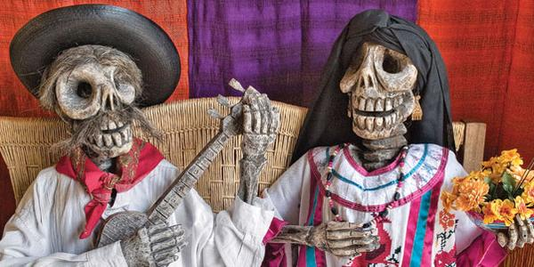 Holiday to Mexico and Day of the Dead Festival