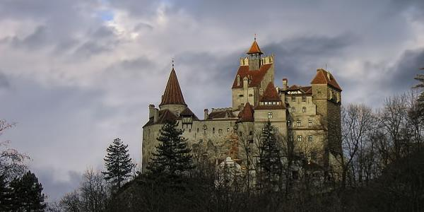 Holiday for Halloween to Dracula's Castle Transylvania